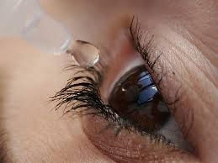 """Tempo seco e baixa umidade contribuem para surgimento do """"olho seco"""""""