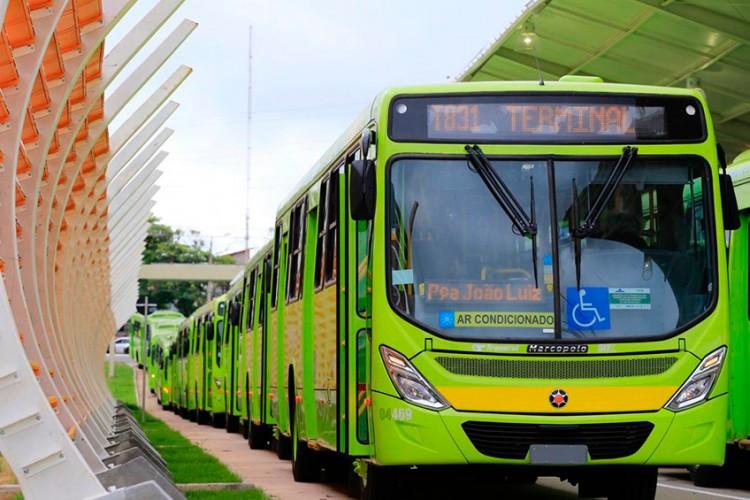 Strans planeja licitação emergencial e alternativos substituirão os ônibus