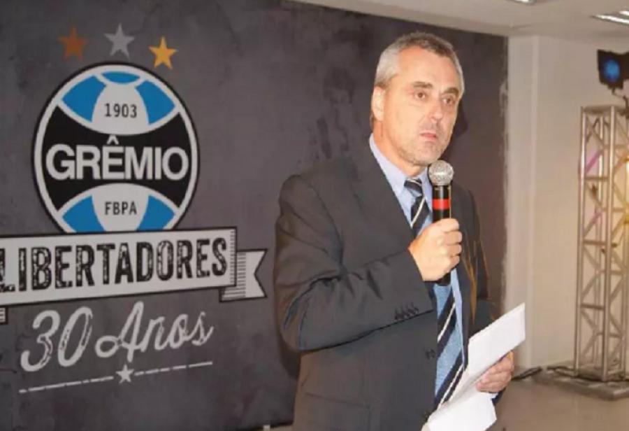 Diretor jurídico do Grêmio informa que clube não enfrentará Flamengo com torcida