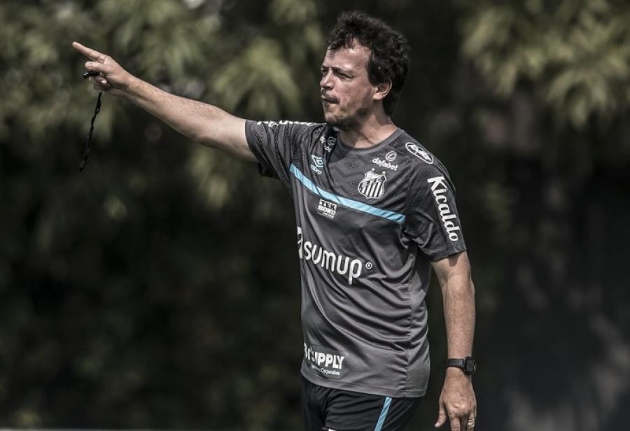 Fernando Diniz é o novo treinador do Vasco