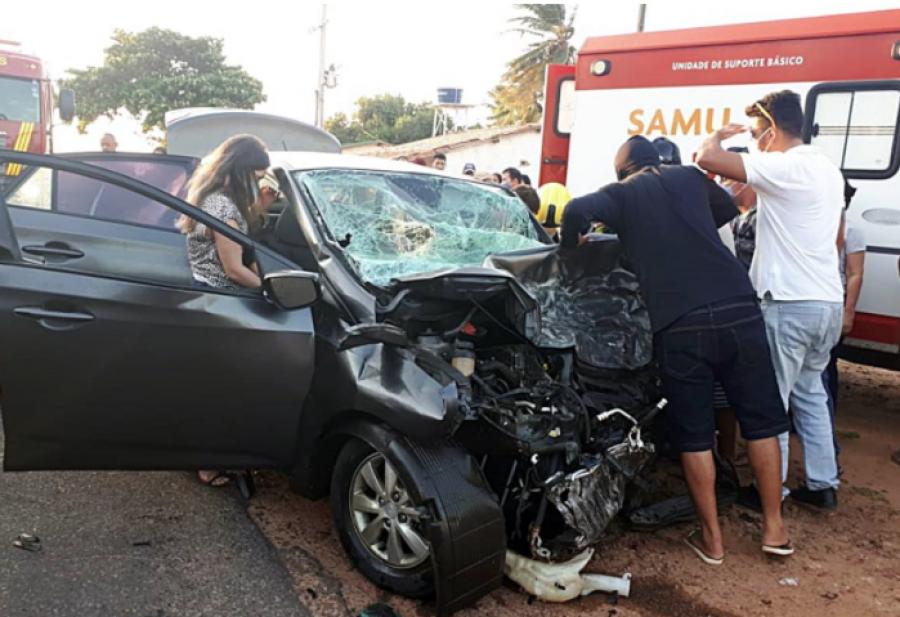Morre segunda vítima de acidente no litoral do Piauí