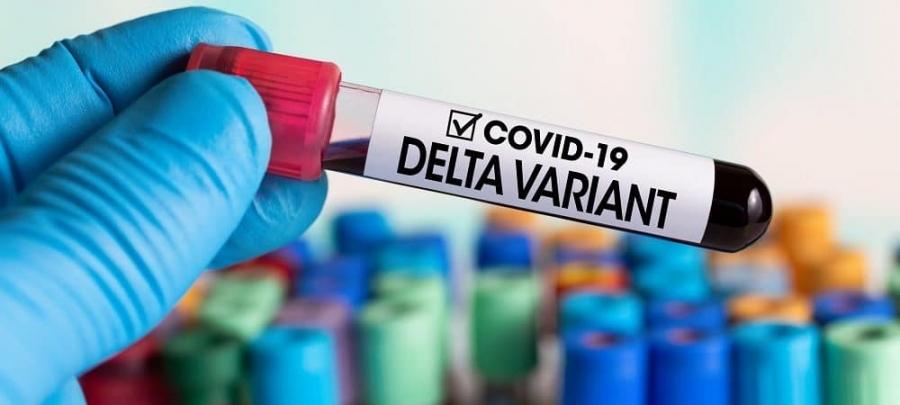 Caso confirmado da variante Delta é de piauiense que reside no Rio de Janeiro