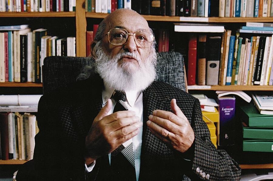 No centenário de Paulo Freire, Senado faz sessão em homenagem ao educador