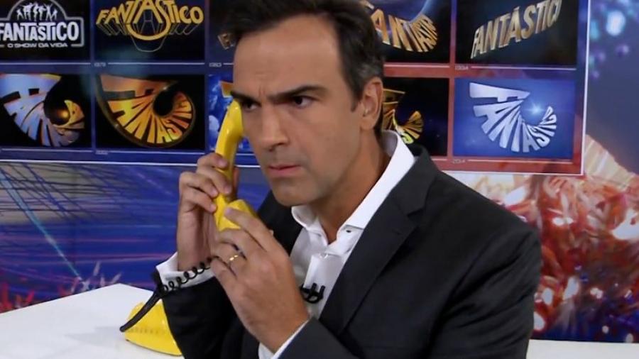 Globo confirma Tadeu Schmidt no 'BBB22'