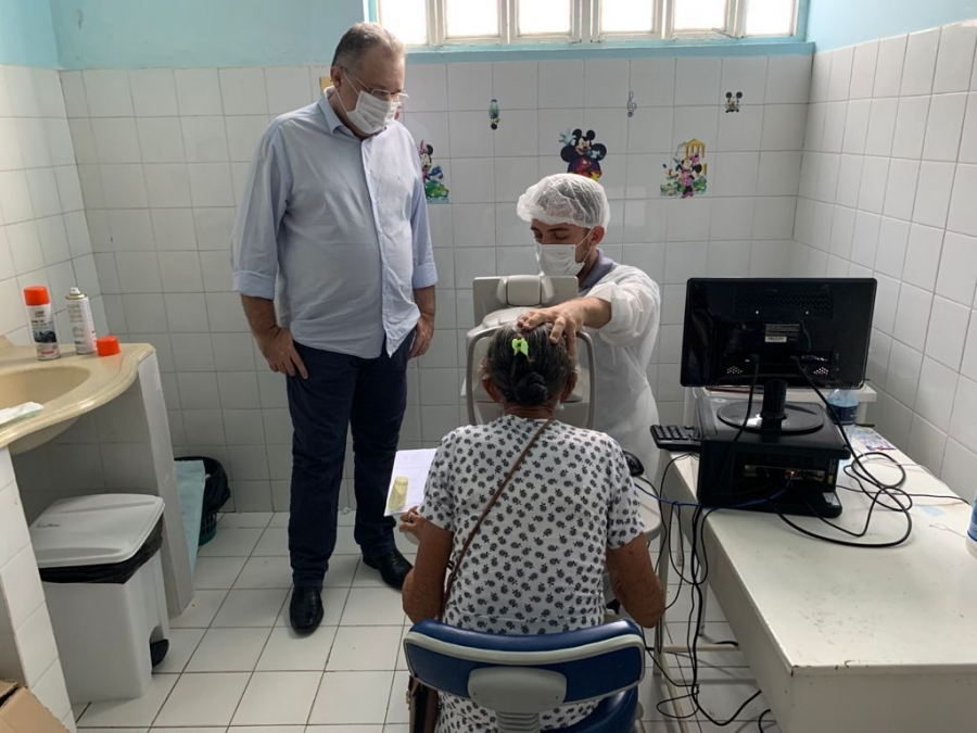 Sesapi realiza dez mutirões de cirurgias em três meses