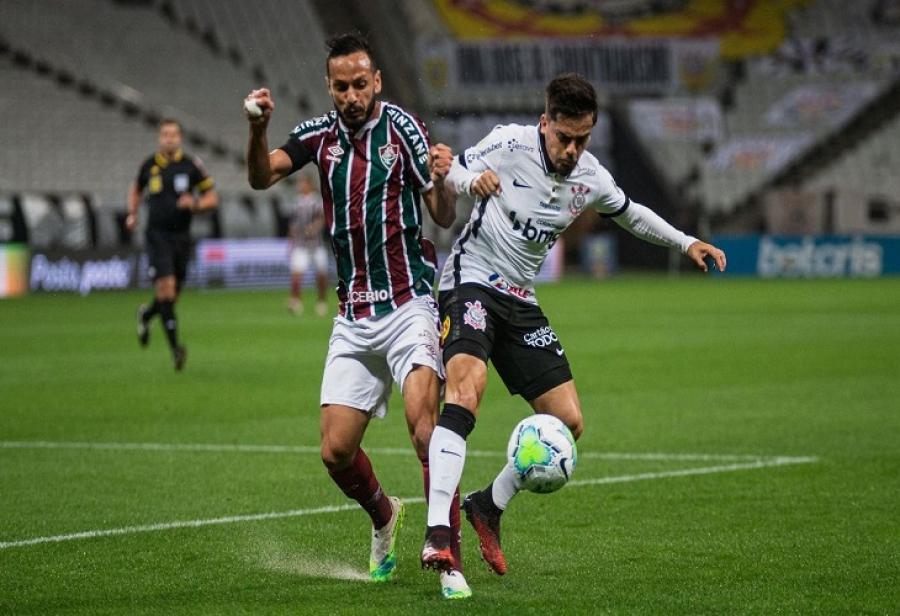 Corinthians recebe Fluminense