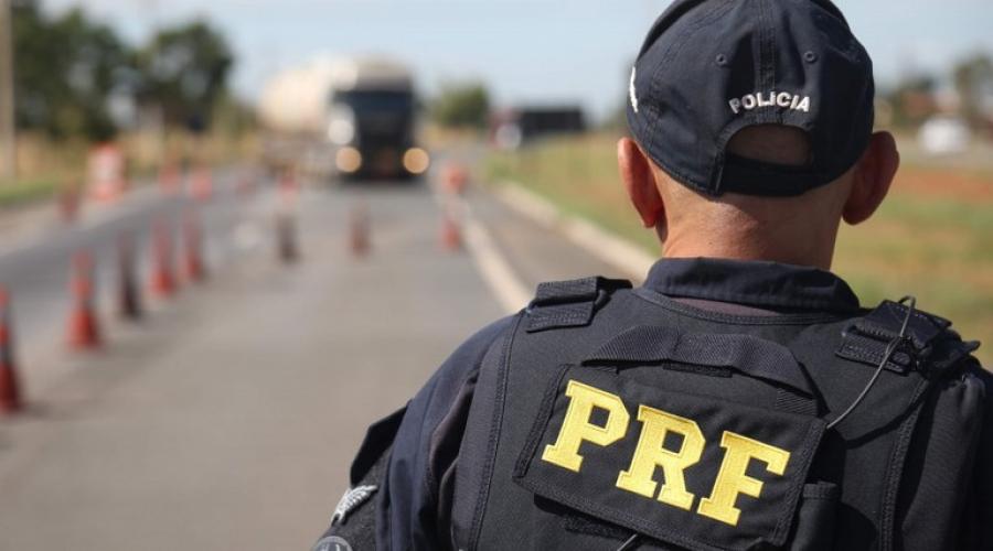 PRF destaca redução de 40% no número de mortes durante operação