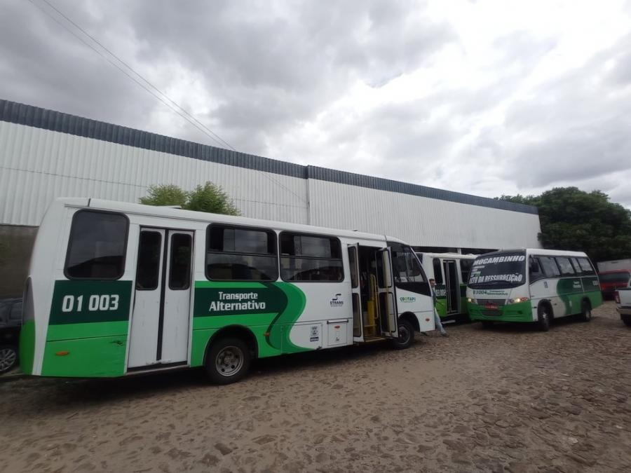 Prefeitura fará nova licitação para o transporte alternativo