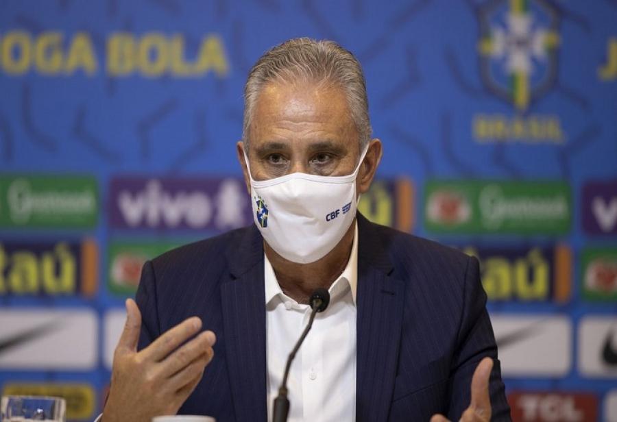 Tite convocará o Brasil na sexta