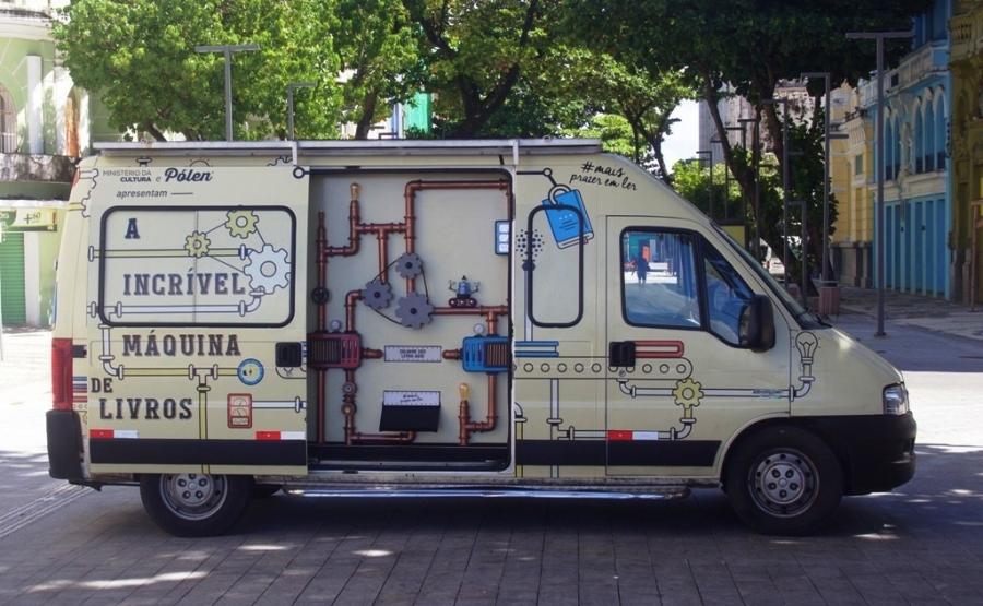 Teresinenses poderão fazer troca gratuitas de livros na Praça João Luís Ferreira