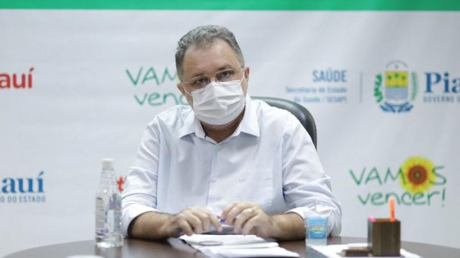 Piauí recebe vacinas do MS para adolescentes sem comorbidades